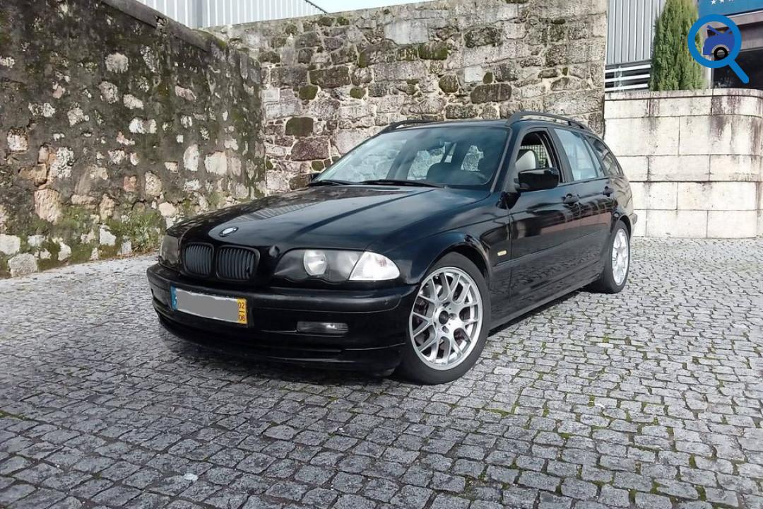 Bmw E46 320d 150cv 2002