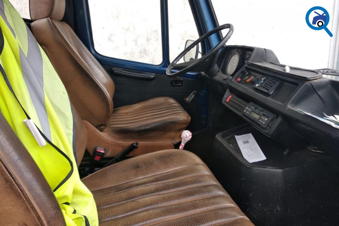 Reboque Mercedes 409D 1983 5