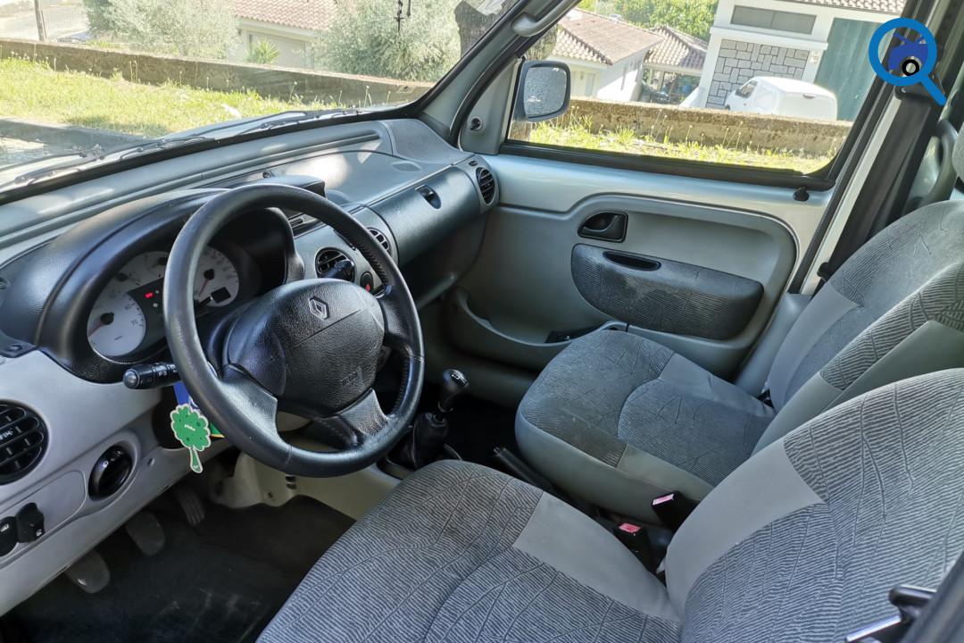 Renault Kangoo 2001 5 lugares 1.5dci 4