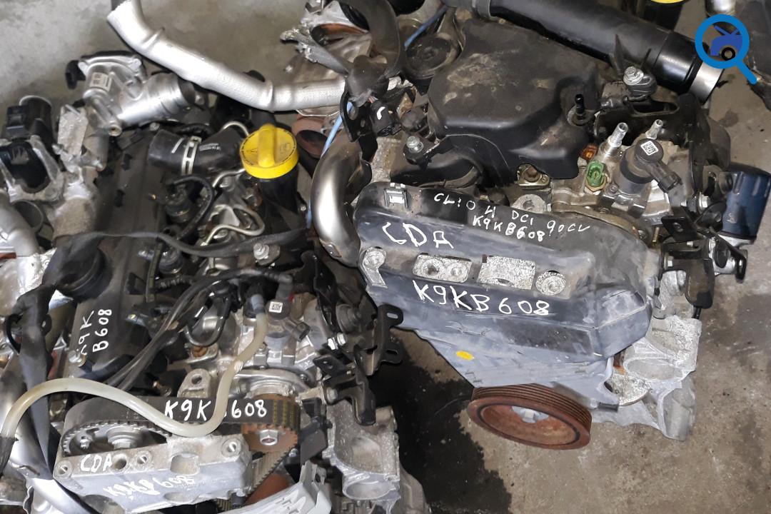 Motor K9K B 608 2