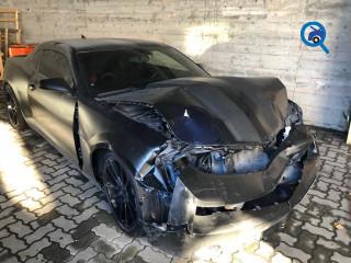 Chevrolet Camaro Sinistrado