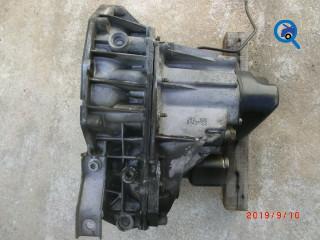 Caixa Velocidades Renault Megane 2 1.5dci Ref.: JR5*108